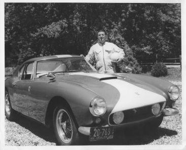 1959 Ferrari 250 GT Competizione Alloy Berlinetta at Watkins Glen