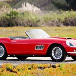 Featured Ferrari Offerings at Gooding Scottsdale 2015