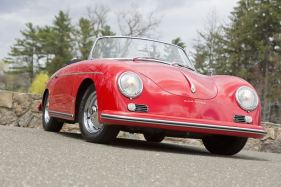1959 Porsche 356A Convertible (photo: Pawel Litwinski)
