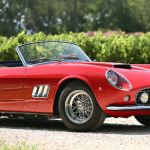 Headline Ferraris at 2015 Gooding Pebble Beach