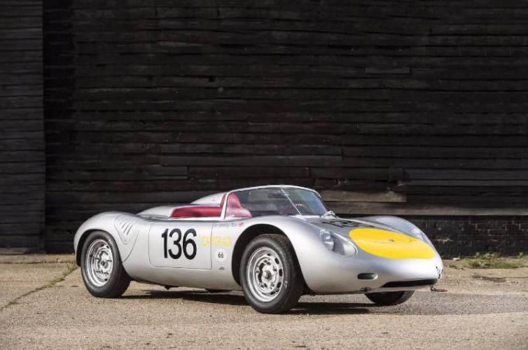 1961 Porsche RS-61
