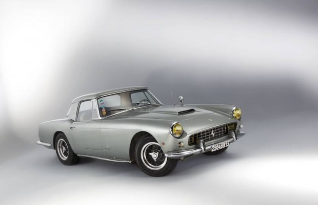 1962 Ferrari 250 GT PF Cabriolet Series II