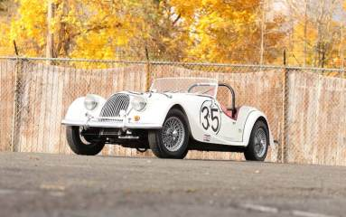 1962 Morgan Plus Four Super Sports Two-Seater