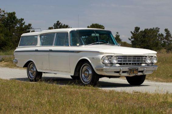 1962 Rambler Cross Country Wagon