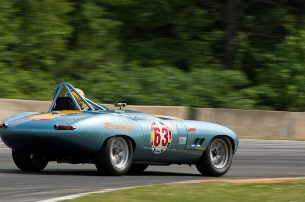 1963 Jaguar E-Type Roadster of Farrell Preston