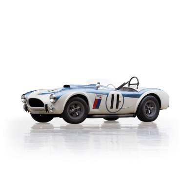 1963 Shelby 289 Competion Cobra