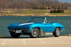 1963 Harley Earl Corvette