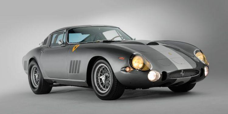 1964 Ferrari 275 GTB/C Speciale (photo: Darin Schnabel)