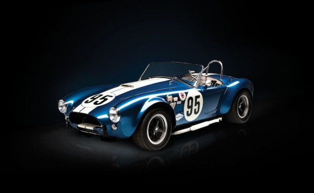 1964 Shelby Cobra USRRC Roadster, CSX 2557