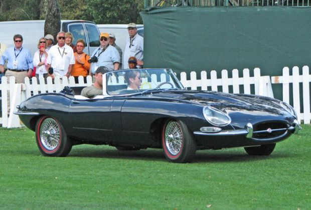 1964 Jaguar XKE Series I, Terri Henning, Charleston, SC