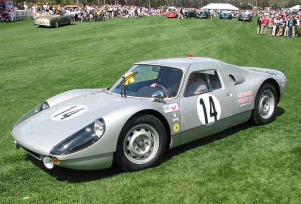 1964 Porsche 904 GTS, Michael Robottom, St. John, Jersey, Channel Islands