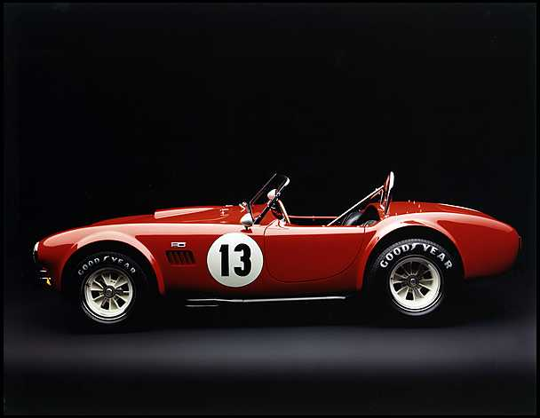 <strong>1964 Shelby Cobra 289</strong> – CSX2430; Ex-Tom Payne Competition Roadster