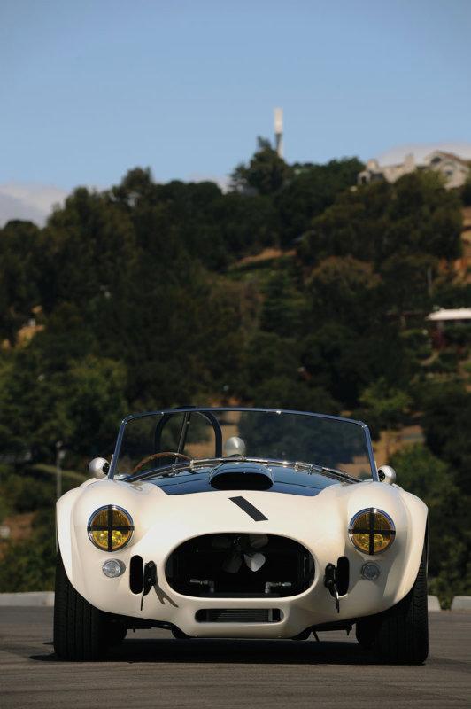 1965 Shelby 427 Cobra Front Angle