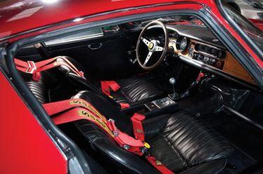1966 Ferrari 275 GTB-C Interior Side