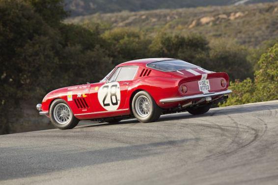 1966 Ferrari 275 GTB Competizione