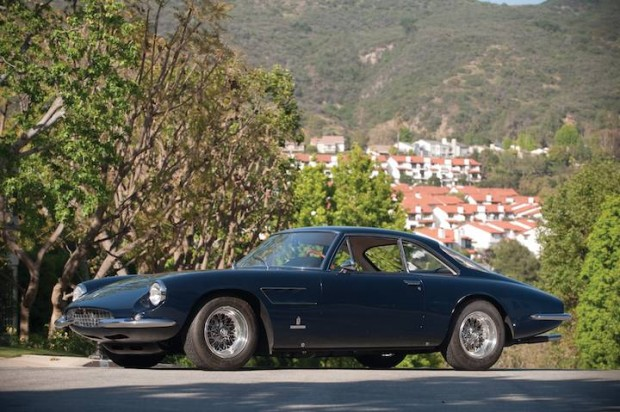 1966 Ferrari 500 Superfast, S/N 8565SF