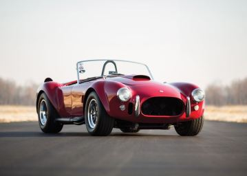1966 Shelby 427 Cobra (photo: Drew Shipley)