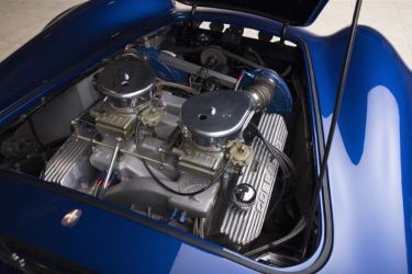 1966 Shelby Cobra 427 Super Snake Engine