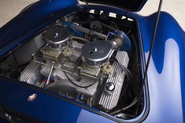 1966 Shelby Cobra 427 Super Snake Engine