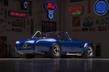 1966 Shelby Cobra 427 Super Snake Rear