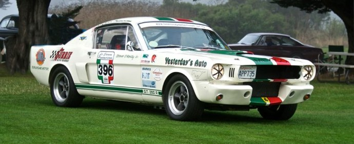 1966 Shelby GT350R