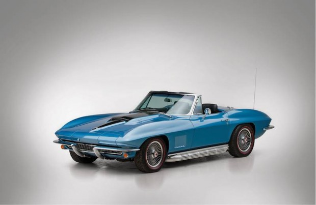 1967 Chevrolet Corvette 427-435 Roadster For Sale