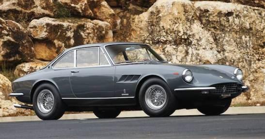1967 Ferrari 330 GTC (photo: Mathieu Heurtault)