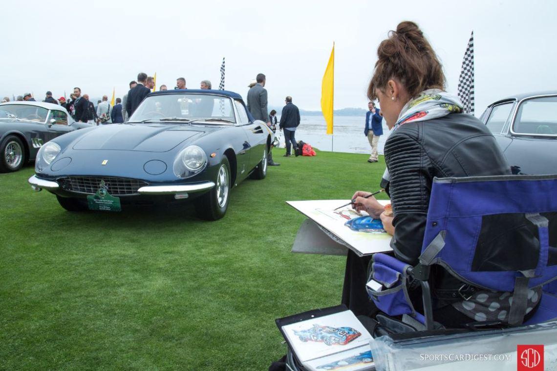 1967 Ferrari 365 California Pininfarina