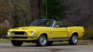 1968 Shelby GT500 KR Convertible