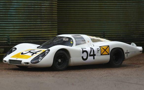 1968 Porsche 907 Longtail