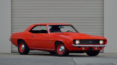 1969 Chevrolet Camaro ZL1 (Lot S90.1)