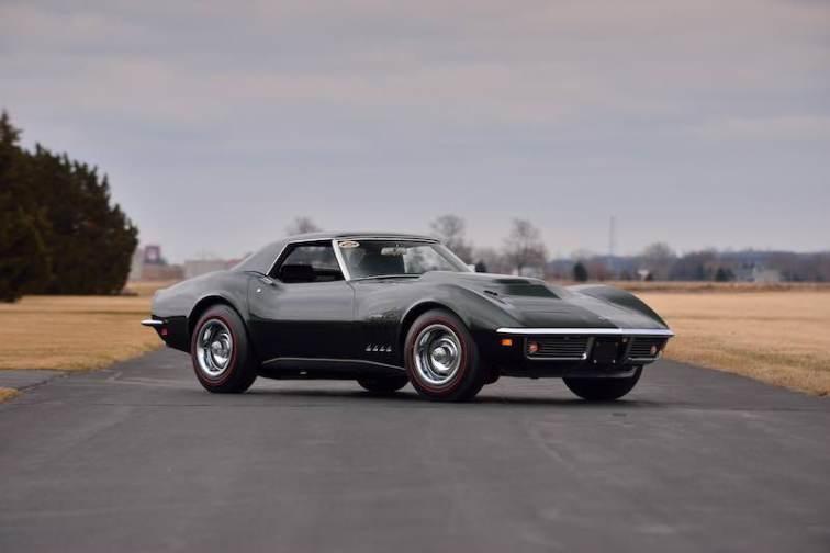 1969 Chevrolet Corvette L88 Convertible (Lot S149)