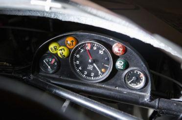 1969 Porsche 908-02 Gauges