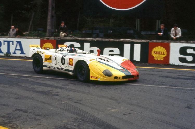 1969 Porsche 908-02 Period Race Photo