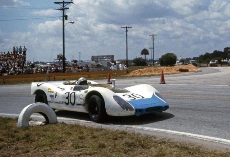 1969 Porsche 908-02 Sebring