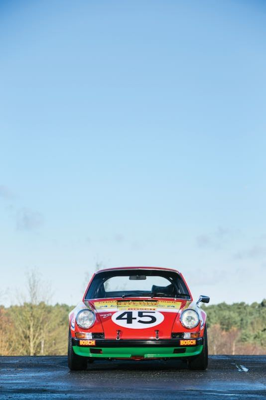 1969 Porsche 911 S (photo: Simon Clay)