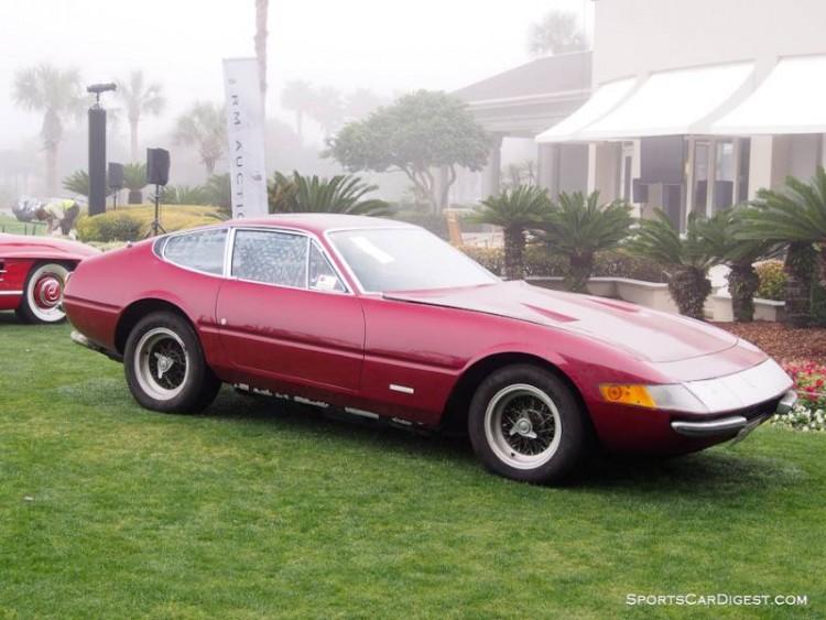 1971 Ferrari 365 GTB/4 Daytona Coupe, Body by Pininfarina-Scaglietti