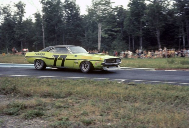 Sam Posey - 1970 Dodge Challenger Trans-Am