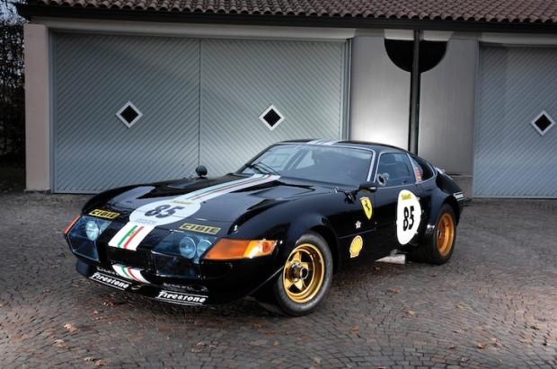 1970 Ferrari 365 GTB4 Daytona Group IV Race Car
