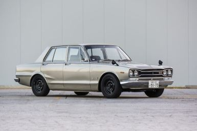 1970 Nissan Skyline 2000GT-R 'Hakosuka' (photo: Anthony Bellemare)