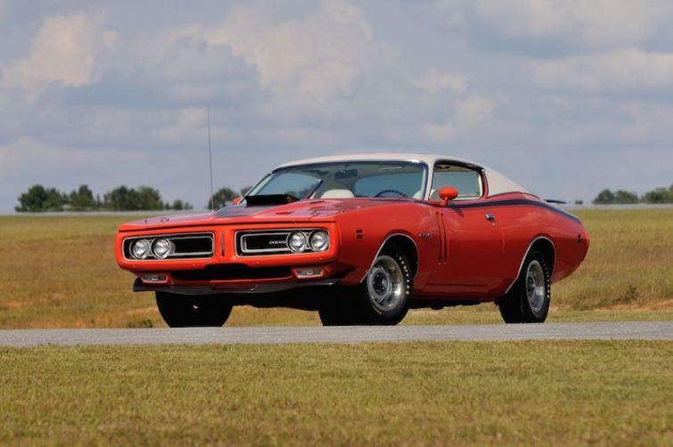 1971 Dodge Hemi Charger R/T Sunroof