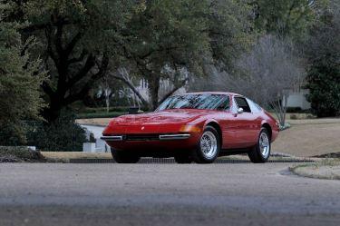 1971 Ferrari 365 GTB/4 Daytona Berlinetta (Lot F188)