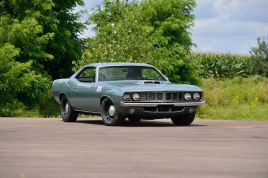 1971 Plymouth Hemi Cuda (Lot F100)