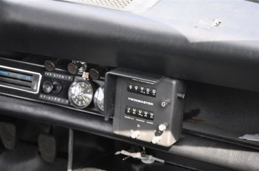 Timing gear on the 1971 Porsche 911 STR