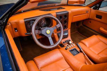 1972 Ferrari 365 GTB/4 Daytona Spider 'Marion' Interior