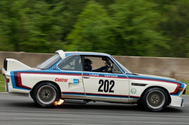 1972 BMW CSL of Byron DeFoor