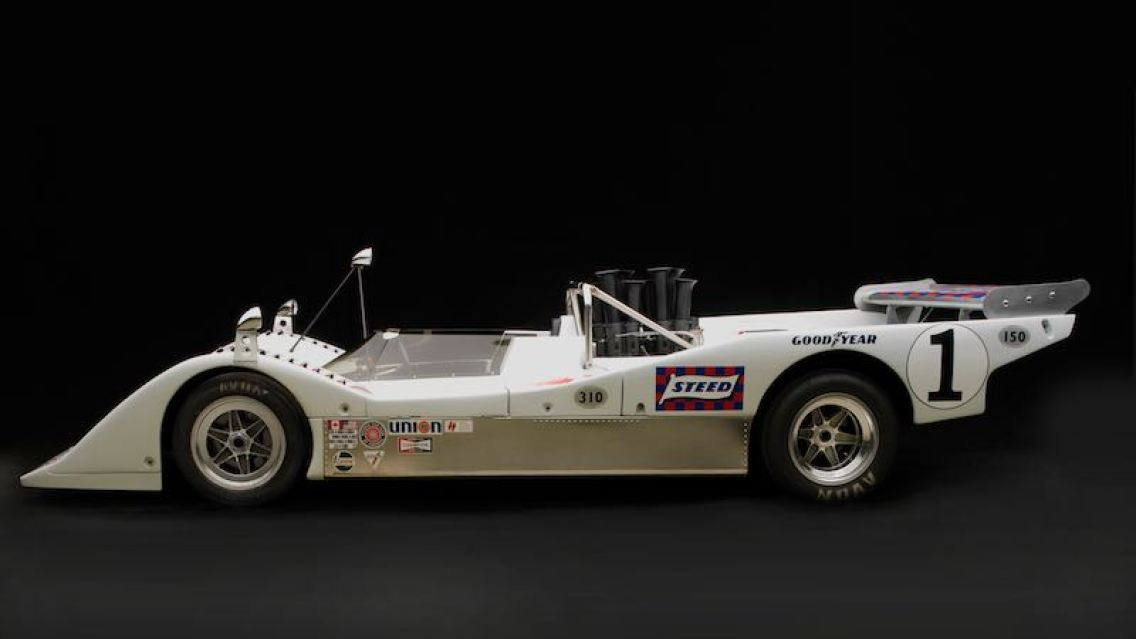 1972 Lola T310 Can-Am Side