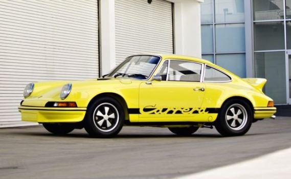 1973 Porsche 911 Carrera 2.7 RSH