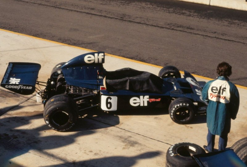 Watkins Glen Race Track >> 1973 United States Grand Prix - Race Profile, History, Photos
