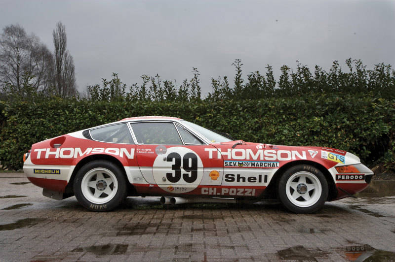 Ferrari 365 Gtb4 Daytona Competizione History Profile